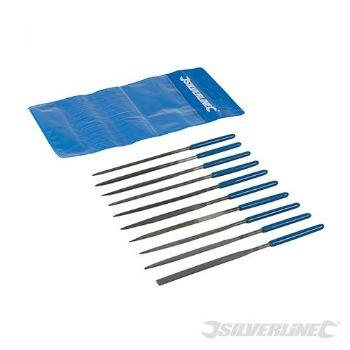 Needle File Set 10pce